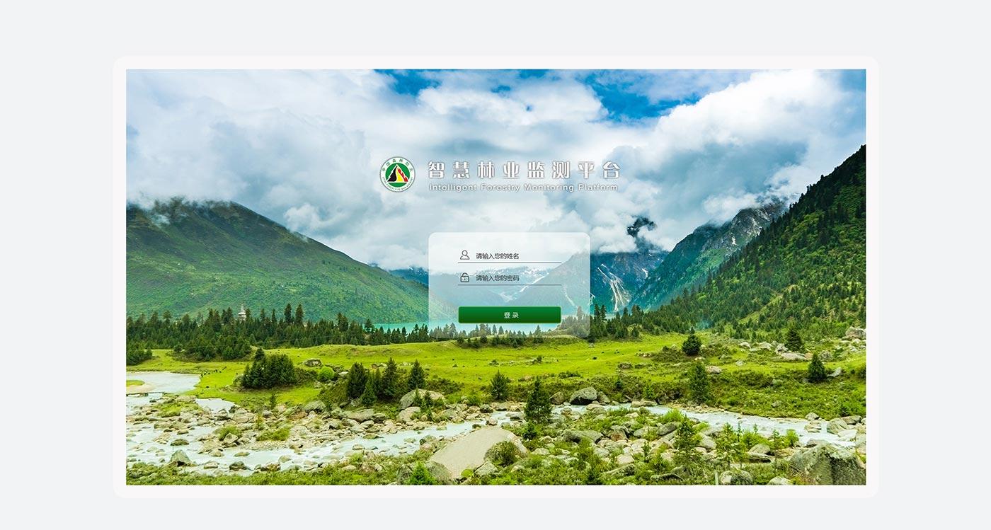 智慧林业大数据平台